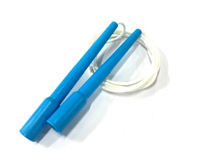9ft Cold Resistant Single Speed Rope – Sky Blue